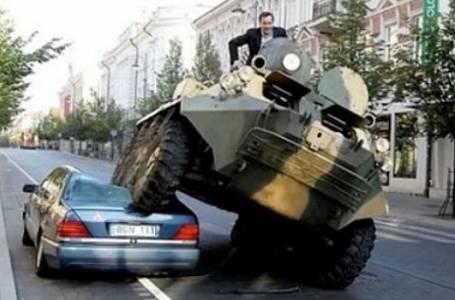 Nejstupidněji zaparkovaná auta