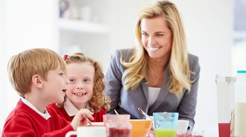 """Příběh Karolíny: """"Mám dvě děti, přesto miluju svoji práci."""""""