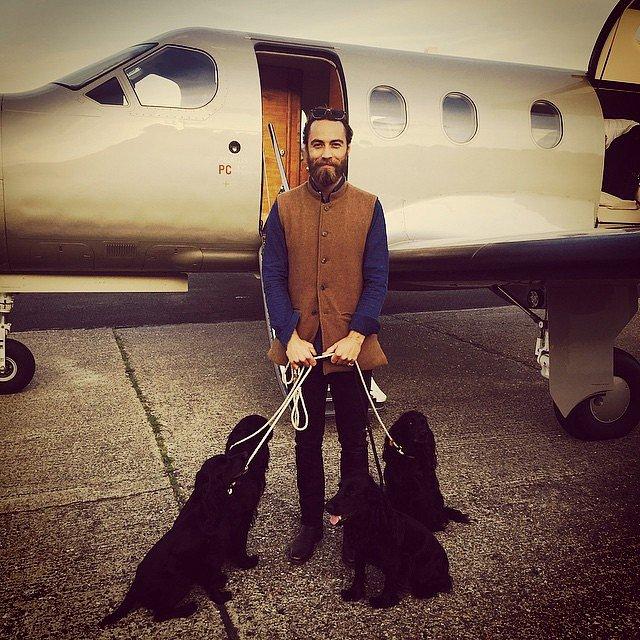 James žije pro své psy.