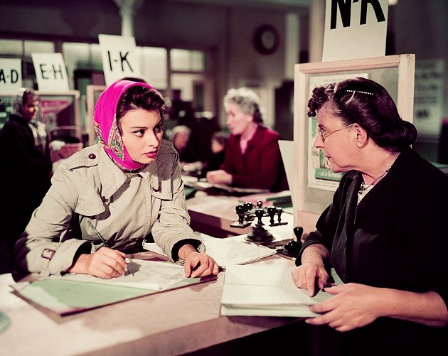 Ztělesnění Bella Figura? Sophia Loren.