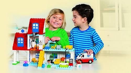 Velká městská nemocnice od LEGO DUPLO