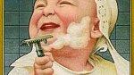 S holením začni brzo