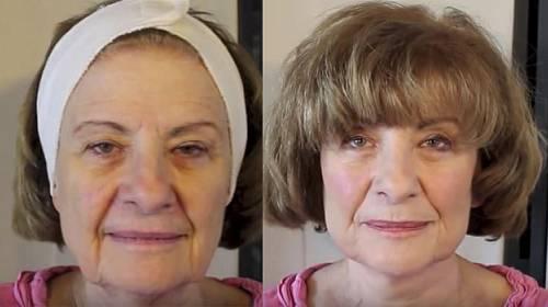 FACELIFT PODOMÁCKU: Naprosto jednoduchý návod, jak omladit obličej během několika minut!