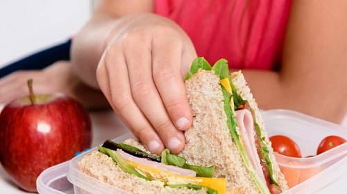 Naučte se vybírat potraviny: 3. díl – Svačiny pro děti