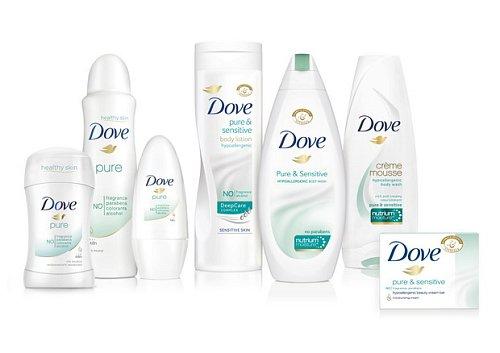 Dove Pure & Sensitive