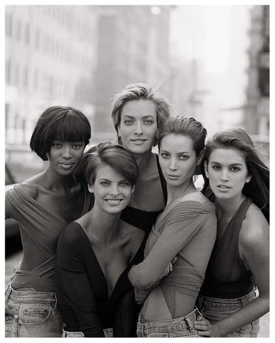 Christy Turlington patří mezi nejslavnější modelky světa.
