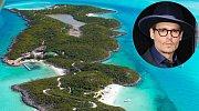 Soukromý ostrov vlastní např. Johnny Depp