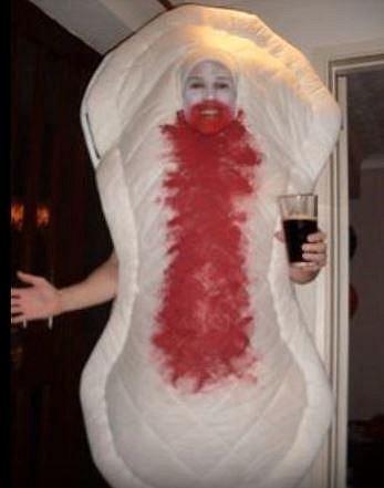Nejúchylnější halloweenské kostýmy