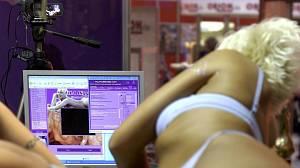 prodej amatérského porno