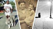 Unikátní snímky, které zachycují život obyčejných smrtelníků, ale i celebrity, jak je neznáme!