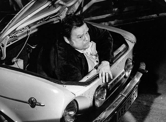 Jan Libíček ve filmu Muž z Londýna