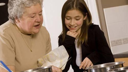 Kde pomohou babské rady?