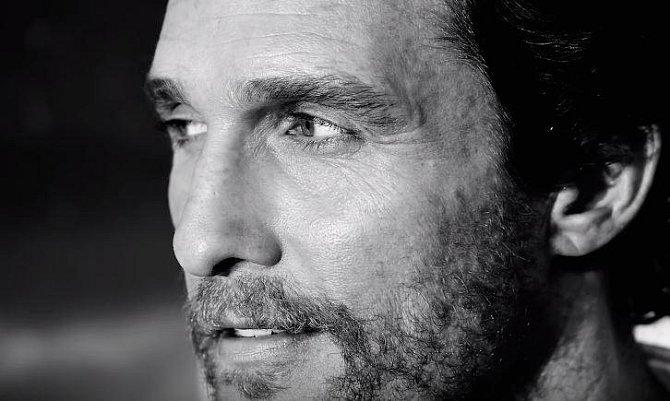 Zato Matthew McConaughey má svého ducha rád!