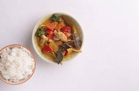 Chefparade: Thajské červené curry