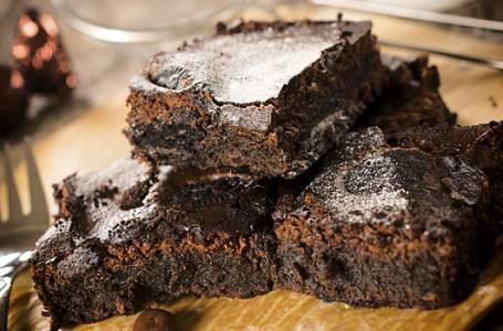 Vyzkoušejte brownies z červené řepy