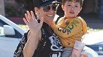 Jullian  Michaels se synem
