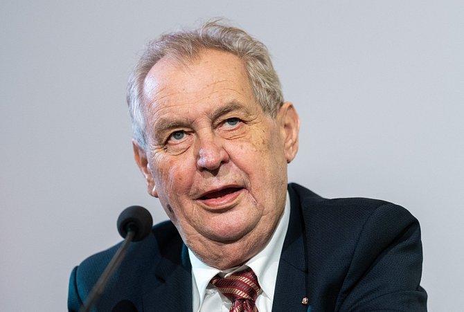 Miloš Zeman ještě stihl před kolapsem schůzku s Andrejem Babišem