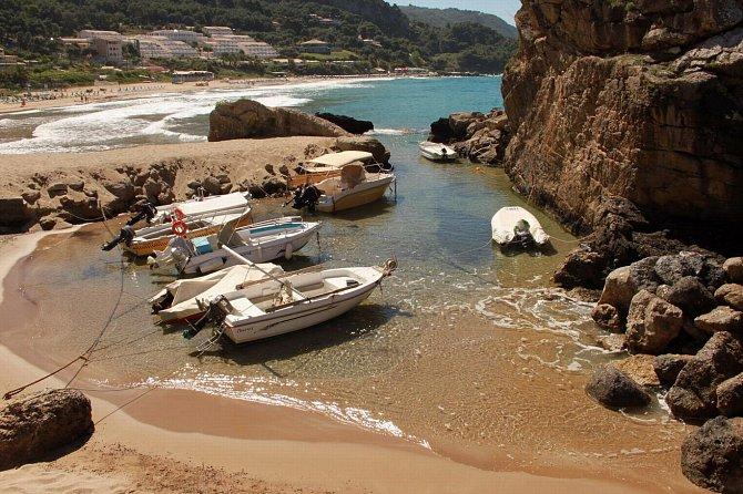 Pozvánka na Korfu