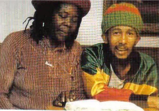 Bob Marley (+ 11. května 1981)