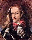 Habsburská čelist - Karel II