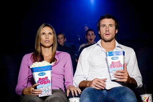 Rande v kině