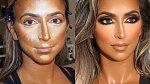 Make-up vám vykouzlí vizáž ženy vamp, promění v princeznu a zázračně omladí.