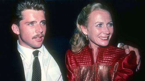 Juliet Mills a Maxwell Caulfield