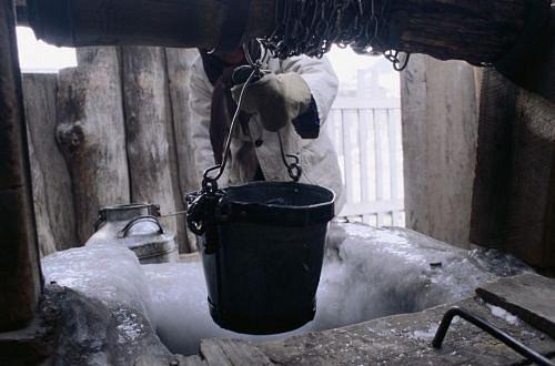 Zamrzlá chata