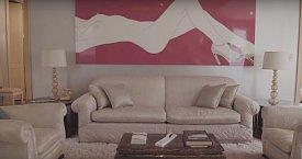 Další část obývacího pokoje.