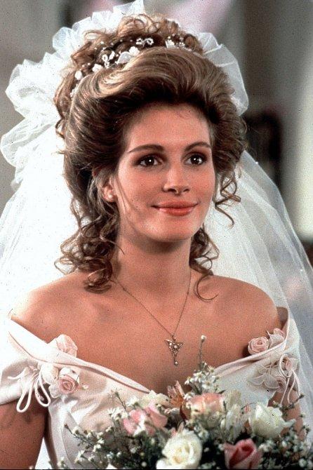Nevěstu hrála několikrát.