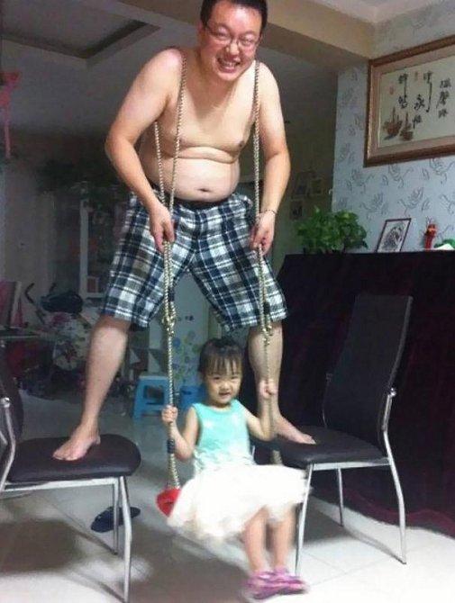 Existuje spousta důvodů, proč nenechat malé dítě s tatínkem o samotě