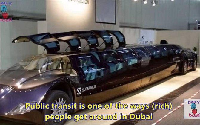 Za co utrácí boháči v Dubaji?