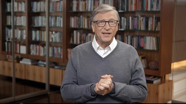 Bill Gates neplánuje sledovat občany.