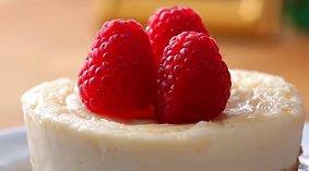 Cheesecake z mikrovlnky