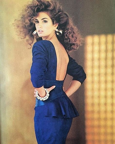 Cindy Crawford 1987