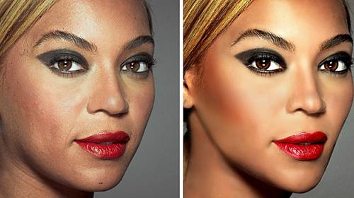 Podvody s photoshopem: Jak vypadají celebrity ve skutečnosti