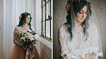 Nádherná nevěsta, že?