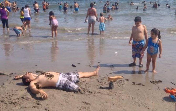 I na pláži se dá dobře vyhrát.