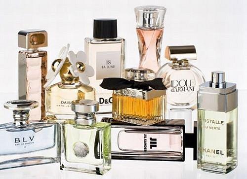 Marie Claire soutěž parfémy