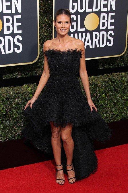 Heidi Klum nás snad nikdy nepřestane ohromovat svou krásou.