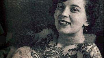Mysleli jste si, že je tetování trendem současnosti? Omyl! Dříve tetovali i batolata!