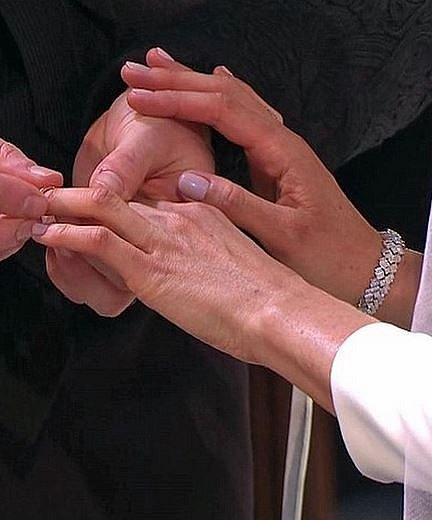 Výměna prstýnků