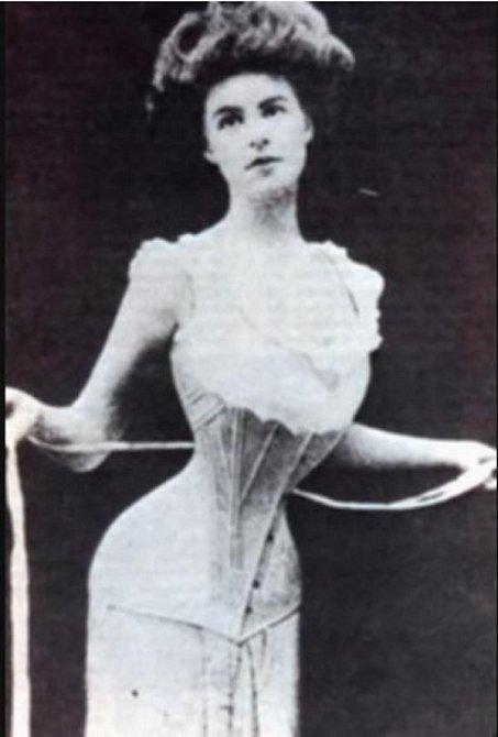 Erotický piercing během viktoriánské éry