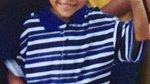 Eden Estrada coby malý chlapec.