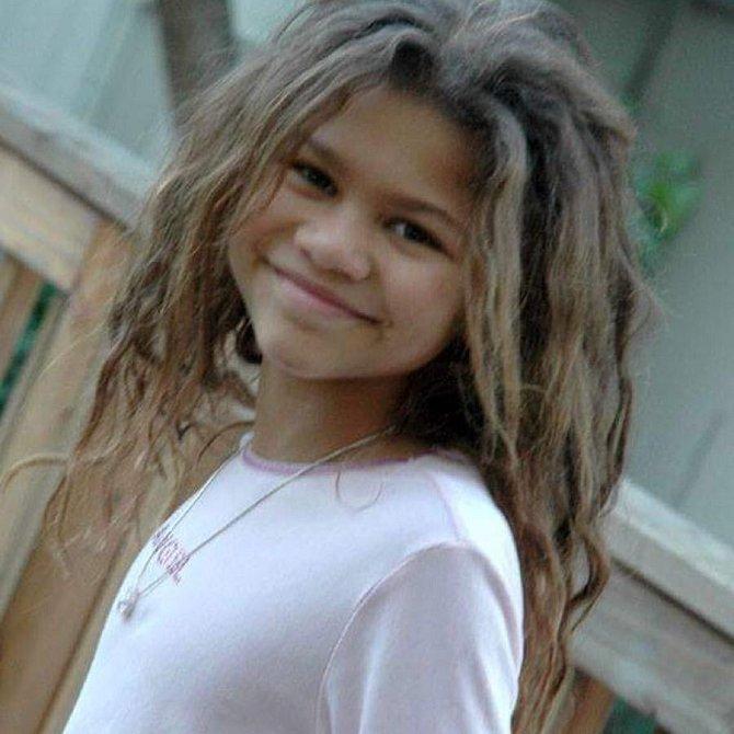 Vlasy byly vždycky její velkou slabinou.