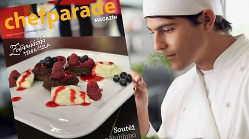 Vychází Chefparade magazín