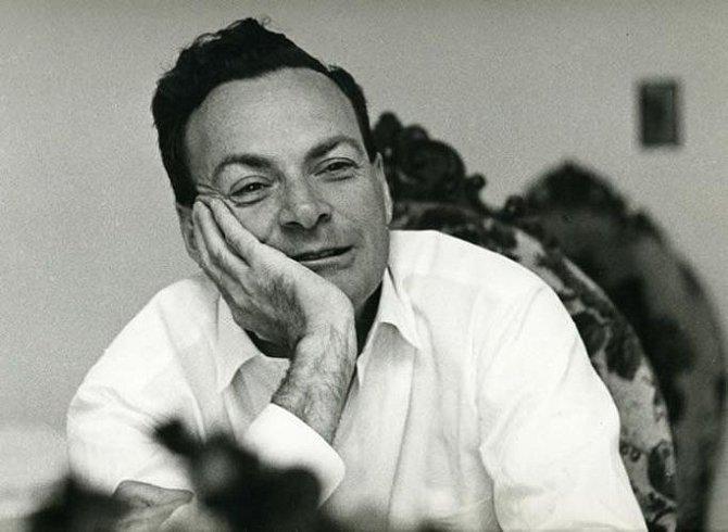 """Richard Feynman: """"To umírání je nudné."""""""