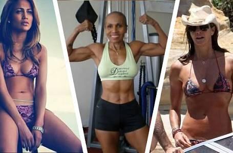 Neuvěřitelné ženy mezi padesátkou a osmdesátkou, které vypadají jako dvacítky!