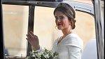 Z princezny Eugenie je už vdaná paní.