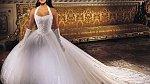 4. Luxusní svatební šaty značky Danasha